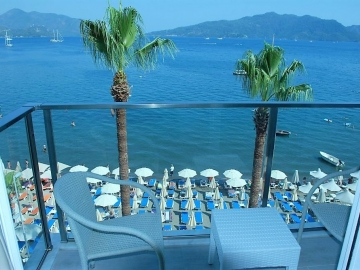 Begonville Beach Hotel Only 16+-Туристическое агентство Мармарис Тревел( 617674498 )