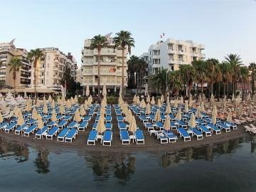 Begonville Beach Hotel Only 16+-Туристическое агентство Мармарис Тревел( 2055584990 )