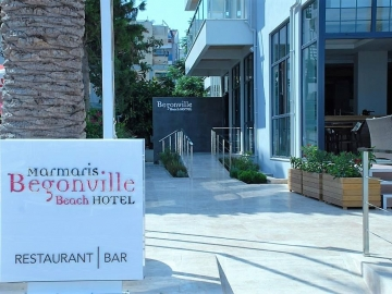 Begonville Beach Hotel Only 16+-Туристическое агентство Мармарис Тревел( 264456591 )