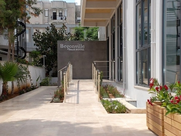 Begonville Beach Hotel Only 16+-Туристическое агентство Мармарис Тревел( 716706998 )