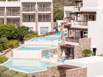 Dessole Mirabello Beach & Village (ex.Iberostar Mirabello Beach & Village) -Туристическое агентство Мармарис Тревел( 261055430 )