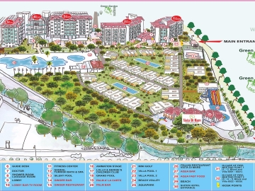 Green Garden Apart Hotel -Туристическое агентство Мармарис Тревел( 2112707701 )