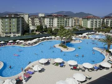 Green Garden Apart Hotel -Туристическое агентство Мармарис Тревел( 1357784717 )