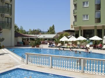 Green Garden Apart Hotel -Туристическое агентство Мармарис Тревел( 1704032952 )