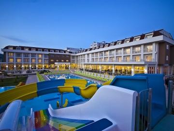 MG WHITE LILYUM HOTEL - Kids Free-Туристическое агентство Мармарис Тревел( 695839060 )