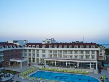MG WHITE LILYUM HOTEL - Kids Free-Туристическое агентство Мармарис Тревел( 1098037404 )