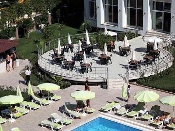MG WHITE LILYUM HOTEL - Kids Free-Туристическое агентство Мармарис Тревел( 1250940599 )