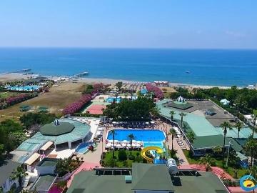 The Garden Beach Hotel - Kids Free-Туристическое агентство Мармарис Тревел( 1414219838 )