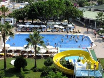 The Garden Beach Hotel - Kids Free-Туристическое агентство Мармарис Тревел( 1203042502 )