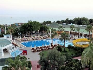 The Garden Beach Hotel - Kids Free-Туристическое агентство Мармарис Тревел( 460947428 )