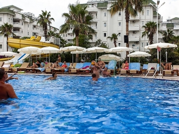 The Garden Beach Hotel - Kids Free-Туристическое агентство Мармарис Тревел( 1301685800 )