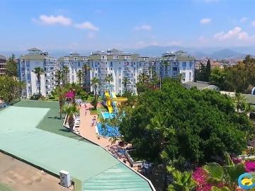 The Garden Beach Hotel - Kids Free-Туристическое агентство Мармарис Тревел( 1119501669 )