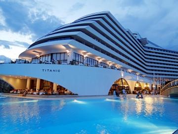Titanic Beach Lara - Kids Free-Туристическое агентство Мармарис Тревел( 1006466598 )