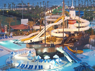 Titanic Beach Lara - Kids Free-Туристическое агентство Мармарис Тревел( 952723957 )